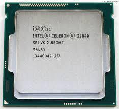 CPU Intel® Celeron G1840 TRAY + FAN i3