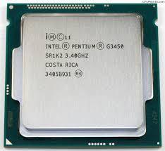 CPU Intel® Pentium G3460 TRAY + Fan I3