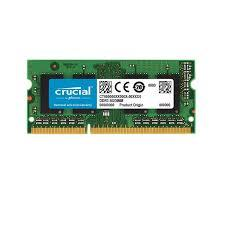 Ram Laptop CRUCIAL DDR NB 8G/1600 HASWEL (CT102464BF160B)