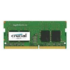 Ram Laptop CRUCIAL DDR4 NB 4G/2400/2666 (CT4G4SFS824A)
