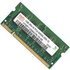 Ram ddr2 Laptop 2GB bus 667/800