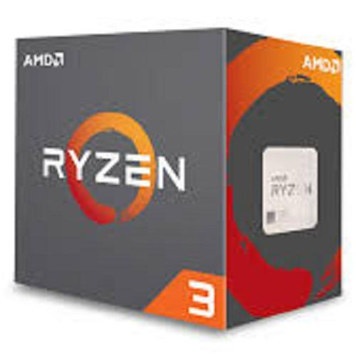 CPU AMD Ryzen 3 1200, with Wraith Stealth cooler