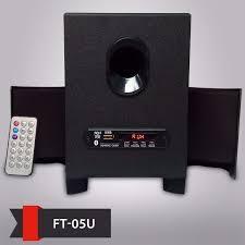 Loa vi tính FNT - 05U 2.1 có Bluetooth