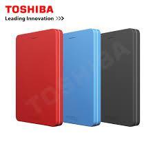 Ổ Cứng Di Động TOSHIBA Canvio Alumy Portable 1TB