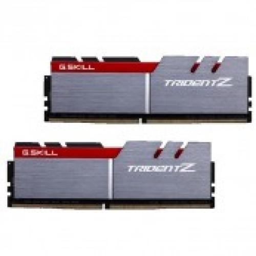 Ram Máy Tính GSKILL DDR4 32GB (3200) F4-3200C16D-32GTZ (2x16GB) TRIDENTZ