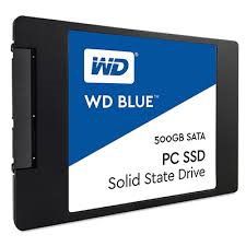 ổ cứng SSD WD 500GB WDS500G1G0A-BLUE -