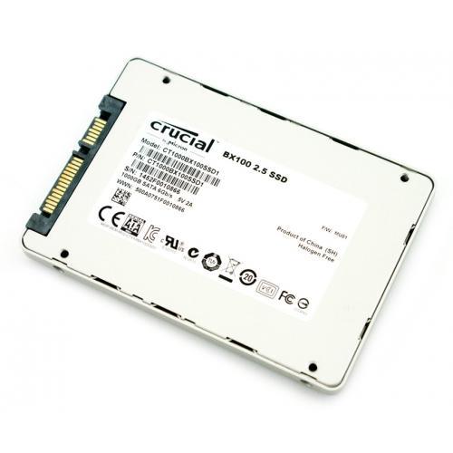 Ổ Cứng SSD Crucial BX500 120G (CT120BX500SSD1)