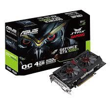 VGA ASUS STRIX - GTX1060-6G-GAMING(2FAN)