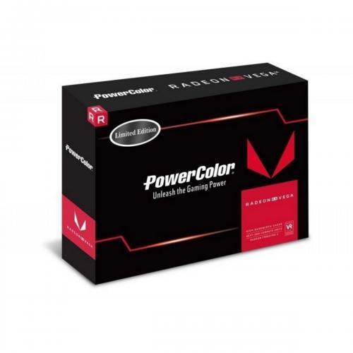 Card Màn Hình - VGA PowerColor RX Vega 64 8GB