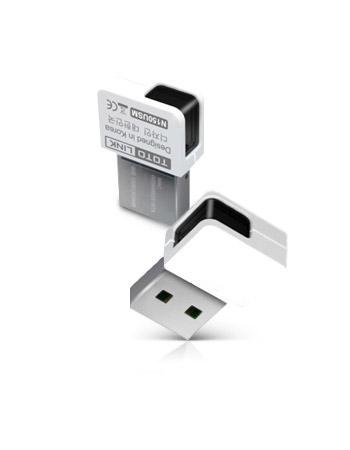Bộ thu sóng Wifi TotoLink N150USM USB siêu nhỏ chuẩn N 150Mbps