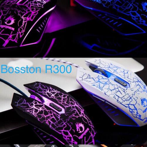 MOUSE DRAGS/ BOSSTON R300