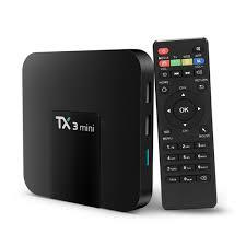 TIVI BOX TANIX TX3 MINI TV BOX Android 2G/16G WIFI BLUETOOTH
