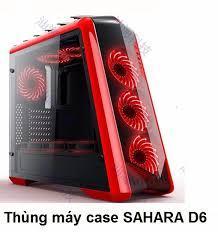 Vỏ máy tính case SAHARA D6