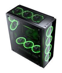 Vỏ máy tính case SAHARA P75(NO FAN)