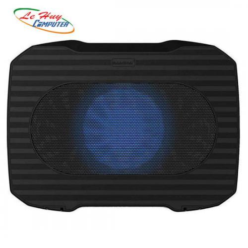 Đế tản nhiệt Laptop COOLCOLD™ K15 (1FAN) LED