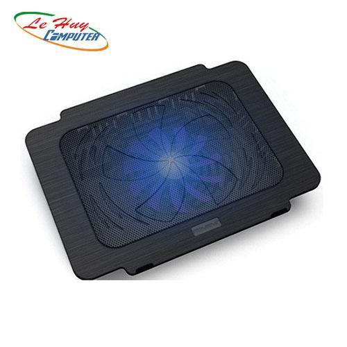 Đế tản nhiệt Laptop COOLCOLD™ K16 (1FAN) LED