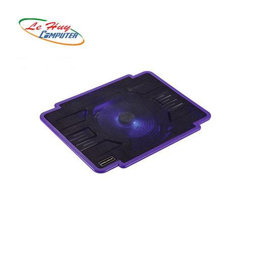 Đế tản nhiệt Laptop COOLCOLD™ K17 (1FAN) LED