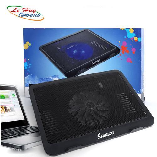 Đế tản nhiệt Laptop H19 (1FAN) SHINICE