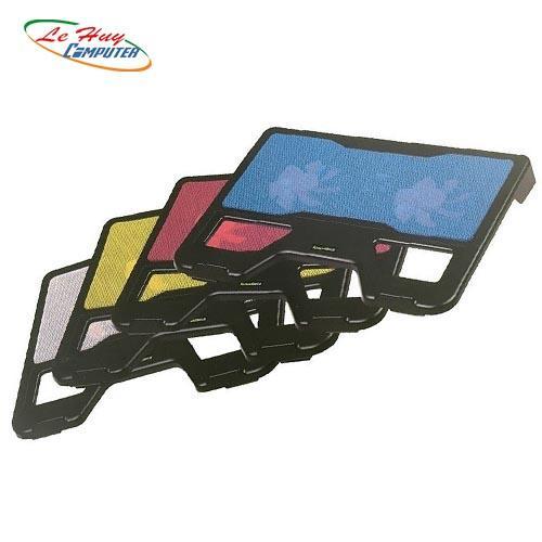 Đế tản nhiệt Laptop K52/Q129 - 2FAN