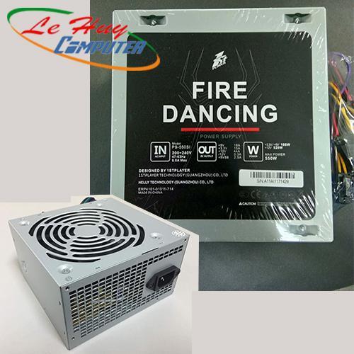 Nguồn máy tính 1STPLAYER 550 SI 550W