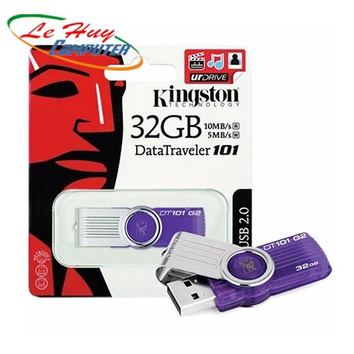 USB KINGSTON 32G(DT101G2) 2.0