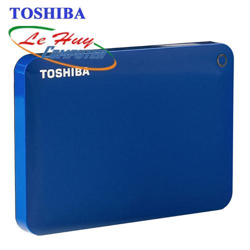 Ổ Cứng Di Động TOSHIBA 2-5Canvio Connect-II Portable-Hard-Drive-2TB