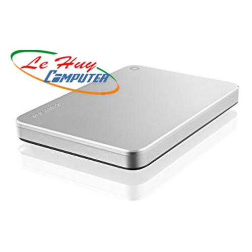 "Ổ Cứng Di Động TOSHIBA 2,5"" Canvio Premium 1TB Silver USB 3.0"