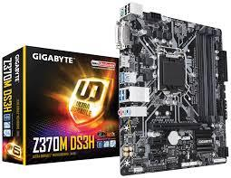 Bo Mạch Chủ - Mainboard Gigabyte Z370M DS3H (Coffee Lake)