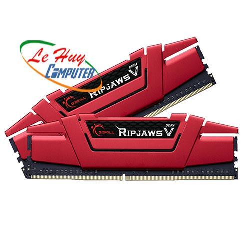 Ram Máy Tính GSKILL DDR4 16GB/3000 Kit (2x 8GB) G.Skill RipjawsV