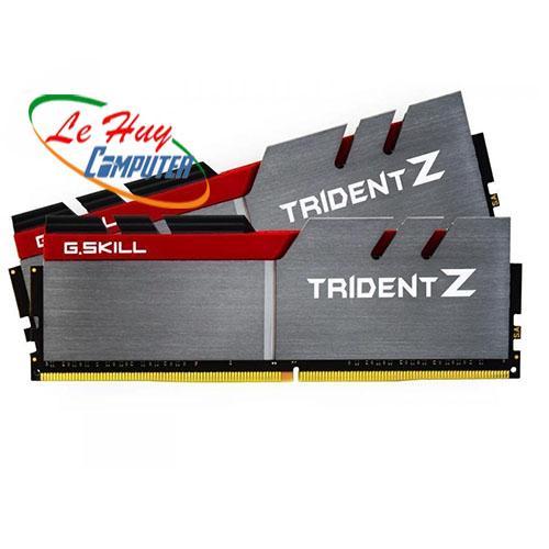 Ram Máy Tính G.Skill DDR4 64GB(3200)-2x32GB TridentZ (RGB) F4-3200C16D-64GTZR