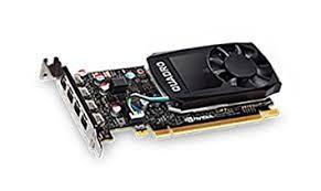 Card Màn Hình - VGA NVIDIA QUADRO P600