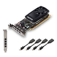 Card Màn Hình - VGA NVIDIA QUADRO P1000