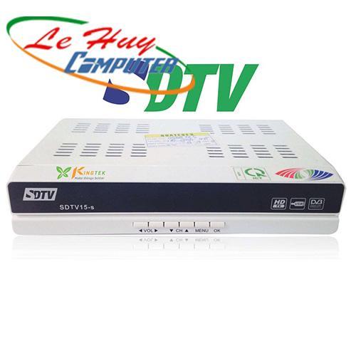 Bộ Thu truyền hình kỹ thuật số  ĐẦU THU DVB T2 TC211