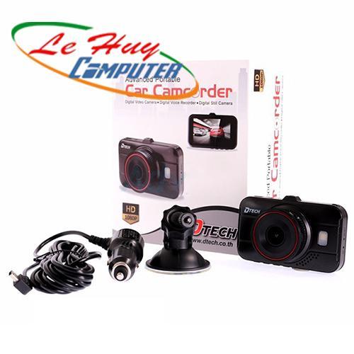 """Camera Hành Trình DTECH TCM037 2.7"""" FULLHD 1920x1028P – HỒNG NGOẠI BAN ĐÊM"""