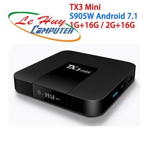 TIVI BOX TX3-R2  RAM 2G/16G ANROID