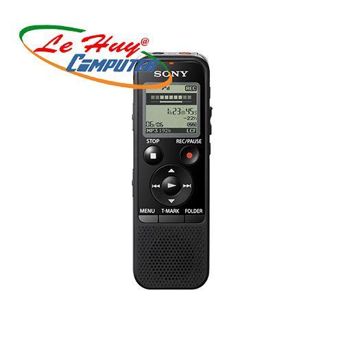 Máy ghi âm SONY ICD-PX470 (4GB) ĐEN