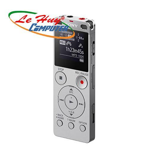 Máy ghi âm SONY  ICD-X560F (4GB) ĐEN ,BẠC, ĐỒNG