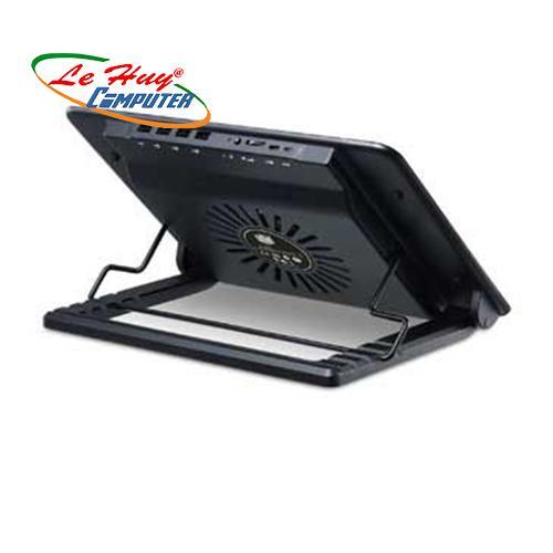 Đế tản nhiệt Laptop ERGOSTAND LITE (1 FAN) 16cm