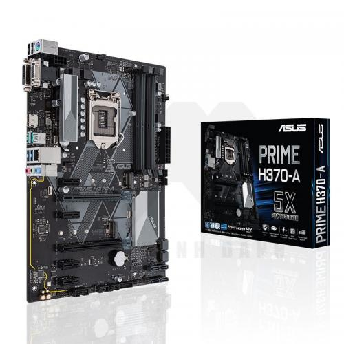 Bo Mạch Chủ - Mainboard ASUS H370-A Prime Socket 1151 V2 (Coffee Lake)