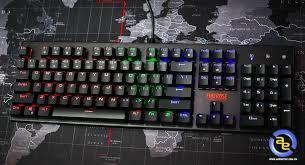 Bàn phím cơ 1stPlayer MK3 LED RGB