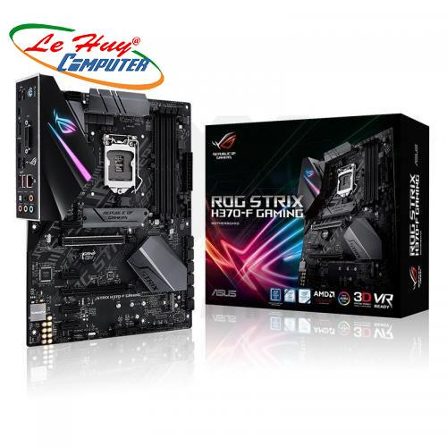 ASUS H370-F ROG Strix Gaming Mainboard Socket 1151v2