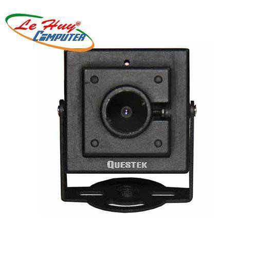 Camera ngụy trang mini Questek QTX-510AHDsiêu nét 1.3 Megapixel.