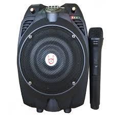 Loa Kéo Di Động + Micro UHF BD H065YS (BT/USB/TF)