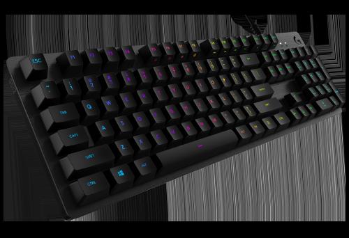 Bàn phím cơ Logitech G512 RGB