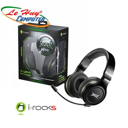 Tai Nghe I-Rocks Gaming Headset IRA05