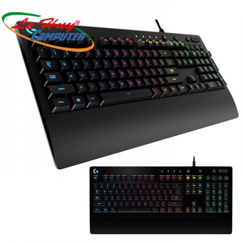 Bàn phím cơ Logitech G213 Prodigy RGB Gaming
