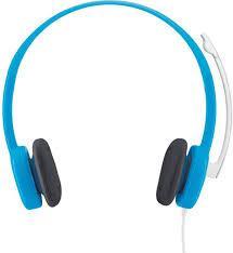 Tai nghe Logitech Stereo Headset H150 Âm thanh stereo Mic giảm ồn/ chân cắm analog input và output