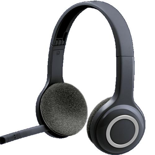TAI NGHE BLUETOOTH Logitech H600 Không dây/ Đầu cắm nano/ Sạc qua cổng USB/ Khử ồn/ Xoay linh hoạt