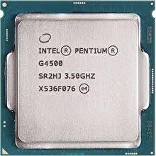 CPU Intel® Pentium G4500 3.5G/ 3MB/ HD Graphics 530/ Socket 1151 (Skylake)