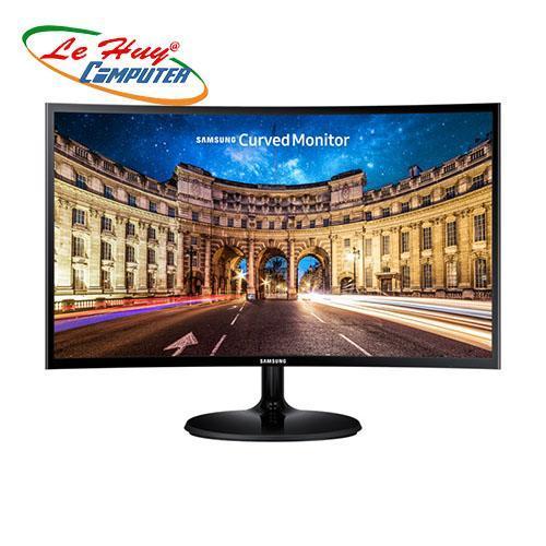 Màn hình máy tính Samsung 24'' LC24F390FHEXXV CONG